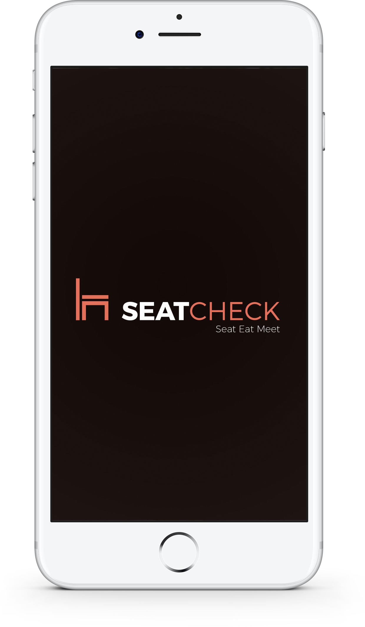 seatcheck launch screen